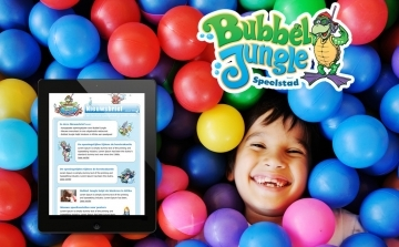 Afbeelding Management applicatie voor Bubbeljungle
