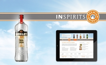 Afbeelding INSPIRITS Premium Drinks website launched
