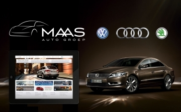 Afbeelding Online marketing & webapplicaties voor Maas Autogroep