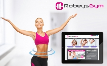Afbeelding RobeysGym.nl is powered by Refresh Media